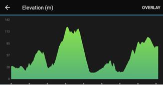 Township to Township Half Marathon Profile